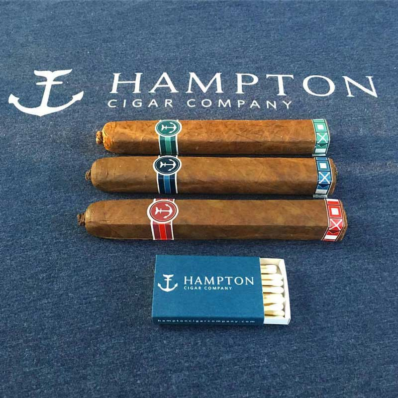 Hampton Cigar Company: Branding and Packaging