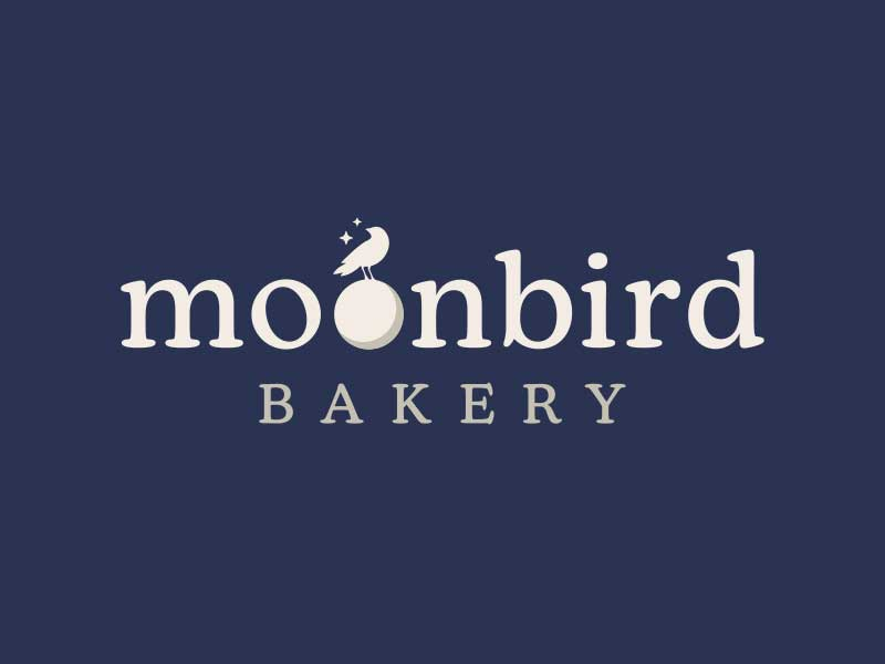 Branding: Moonbird Bakery